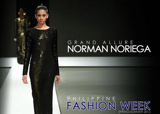 Norman Noriega Spring/summer 2012