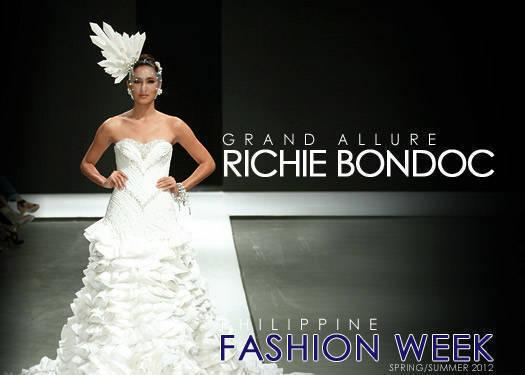 Richie Bondoc Spring/summer 2012