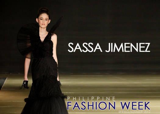 Sassa Jimenez Spring/summer 2012