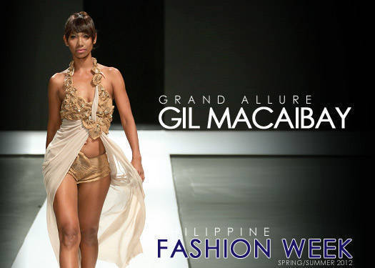 Gil Macaibay Spring/summer 2012