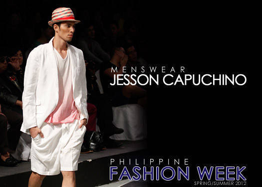 Jesson Capuchino Spring/summer 2012