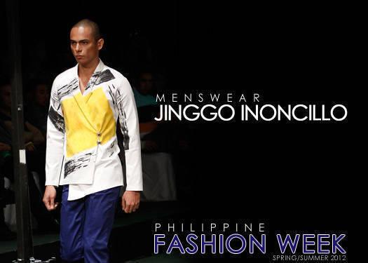 Jinggo Inoncillo Spring/summer 2012