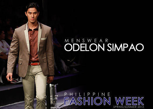 Odelon Simpao Spring/summer 2012