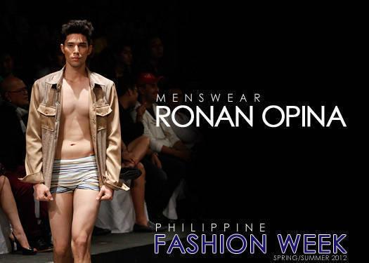 Ronan Opina Spring/summer 2012