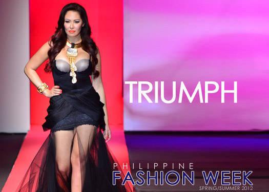 Triumph Spring/summer 2012