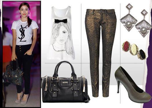 Shop Her Style: Lauren Young