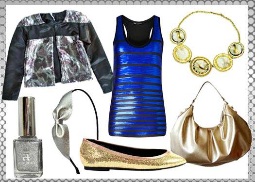 Shopping Guide: Metallic Maven