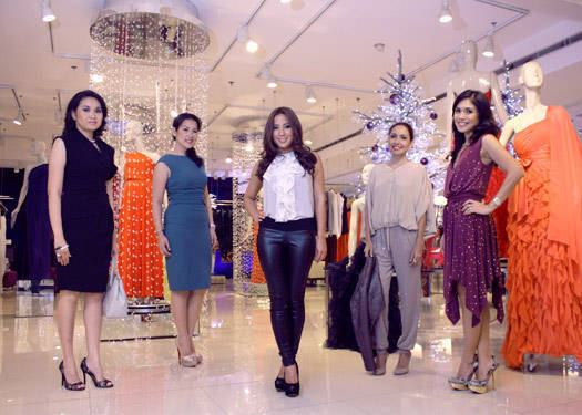 Work Wear Diaries: The Women Of Rustan's