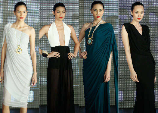 Maureen Disini Fashion I Holiday 2011