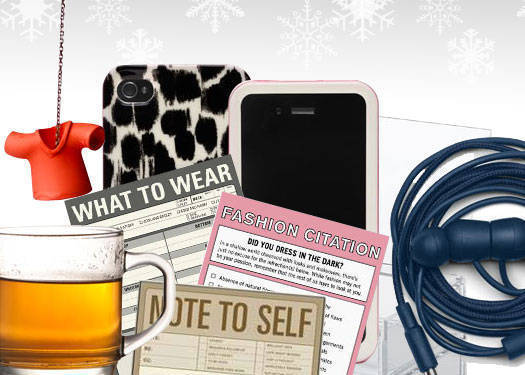 Fashion Gift Guide: Novelty