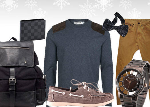 Fashion Gift Guide: For Him