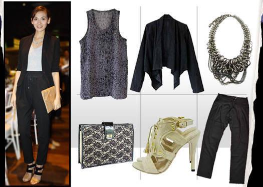 Shop Her Style: Amina Aranaz