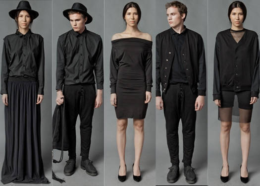 Proudrace: Gang Of, Spring/ Summer 2012 1