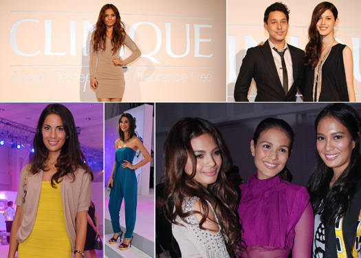 Clinique Ss 2012 Collection Launch