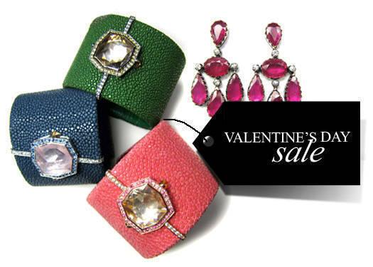 Janina For Jul Dizon Valentine's 2012 Sale