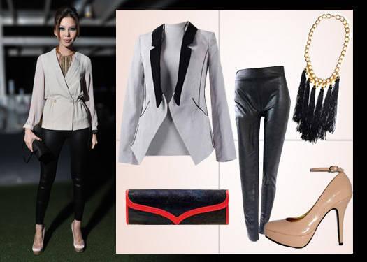 Shop Her Style: Bianca Valerio