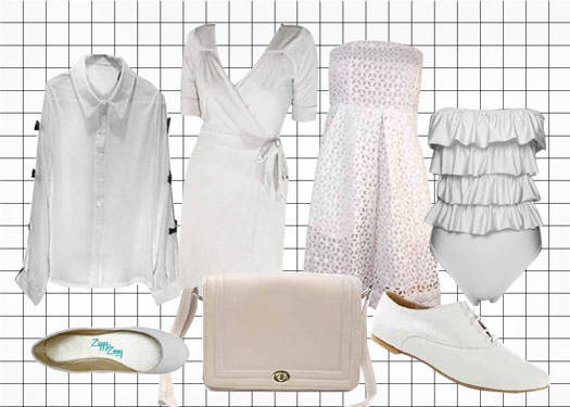 Shopping Guide: White Out