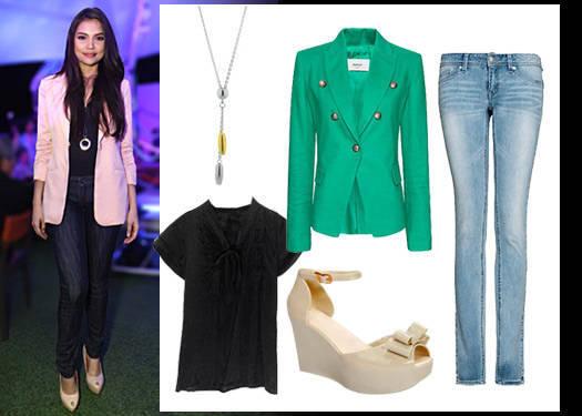 Shop Her Style: Rhian Ramos