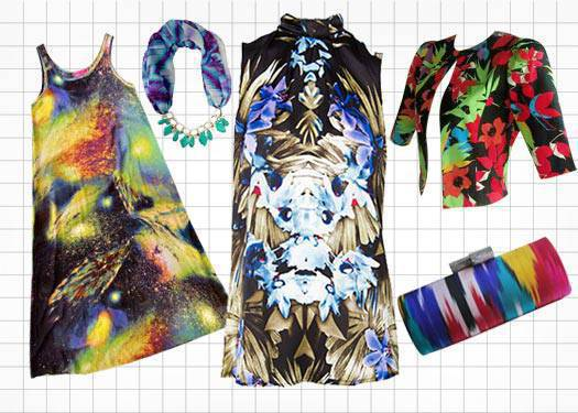 Shopping Guide: Bold Prints
