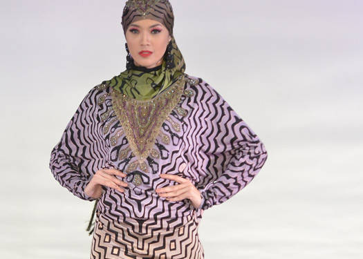 Islamic Fashion Festival 2012: Milo Migiavacca