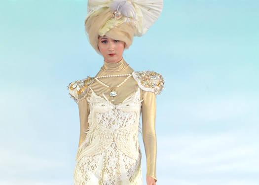 Islamic Fashion Festival 2012: Melinda Looi
