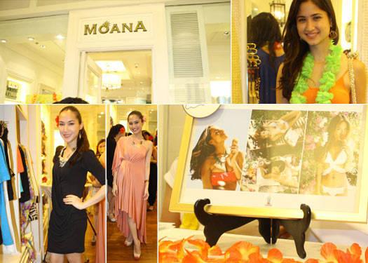 Moana Trunk Show