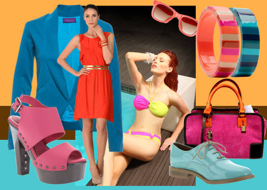 Shopping Guide: Summer Brights