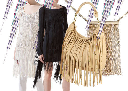 Shopping Guide: Fringe