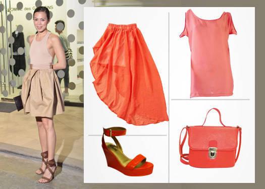Shop Her Style: Mandy Santos