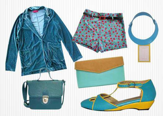Shopping Guide: Tantalizing Teal