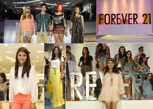 Forever 21 Opens In Sm North Edsa
