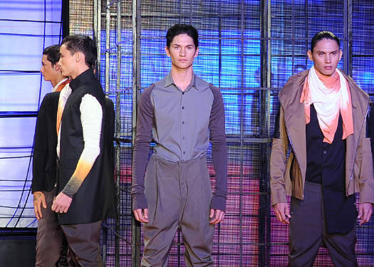 Gian Romano: Men's Week 2012