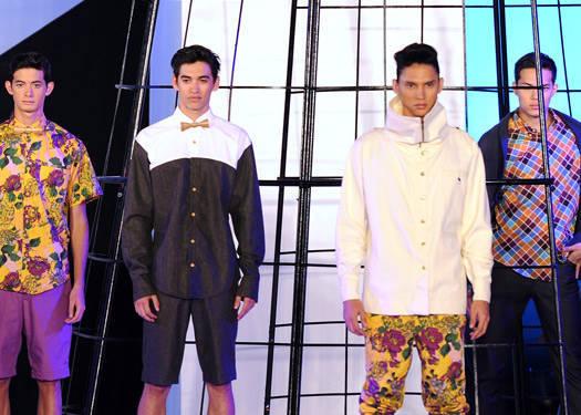 Sassa Jimenez: Men's Week 2012