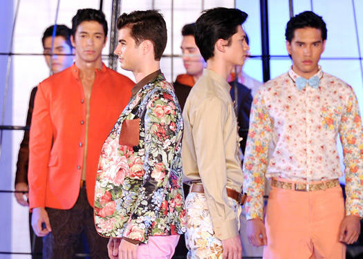 Randy Ortiz: Men's Week 2012