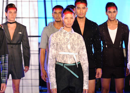 Joey Samson: Men's Week 2012
