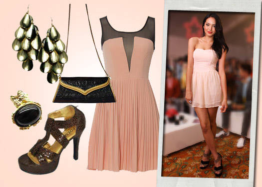 Shop Her Style: Sarah Lahbati