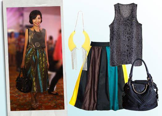 Shop Her Style: Alyssa Lapid
