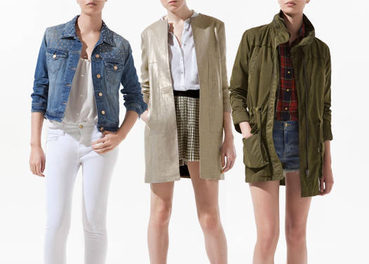 Shopping Guide: Outerwear