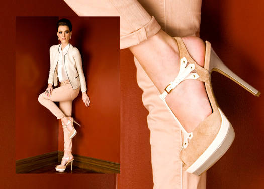 Vince Camuto Spring/ Summer 2012 1