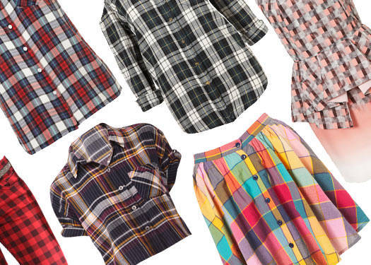 Shopping Guide: Madras, Gingham And Checks