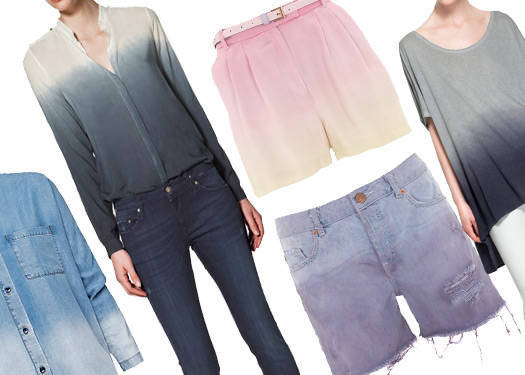 Shopping Guide: Dip Dye