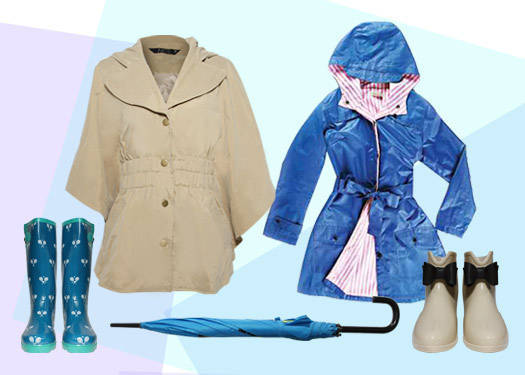 Shopping Guide: Let It Rain
