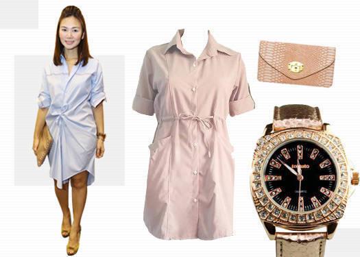 Shop Her Style: Kai Lim