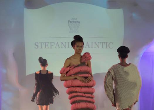 Pefta 2012: Stefanie Caintic