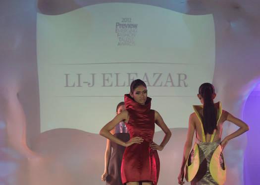 Pefta 2012: Li-j Eleazar