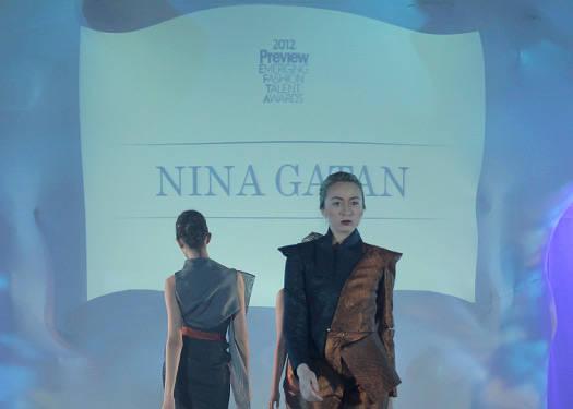 Pefta 2012: Nina Gatan