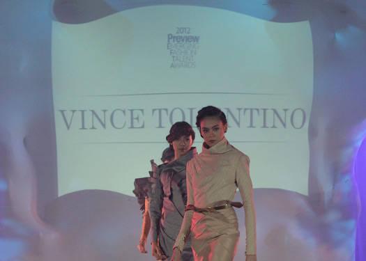 Pefta 2012: Vince Tolentino