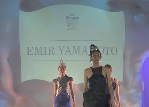 Pefta 2012: Emir Yamamoto