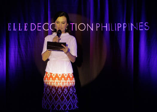 The Launch Of Elle Decoration