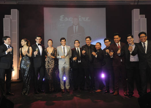 The Esquire Ball 2012